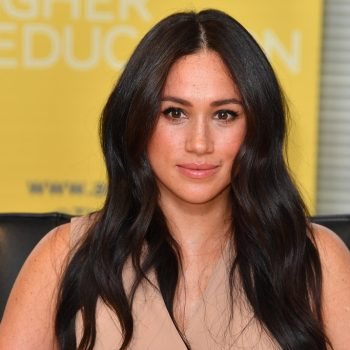 Meghan Markle gave a call to action to end racial injustice in a surprise speech
