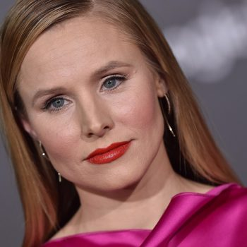 """Kristen Bell spoke out about how she's trying to raise her daughters to be """"anti-racists"""""""