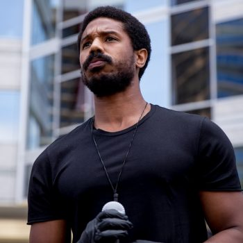 """Michael B. Jordan called for Hollywood to commit to """"Black hiring"""" in a powerful protest speech"""