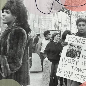 We wouldn't have Pride without the Brown and Black trans women of the Stonewall Riots