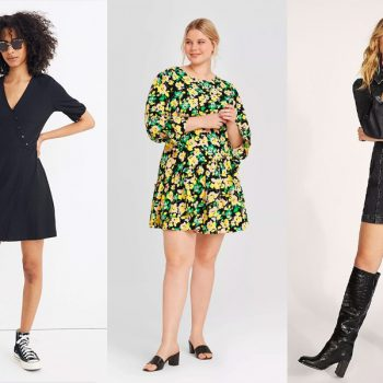 12 mini dresses for tall women that won't leave you feeling completely exposed