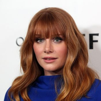 Bryce Dallas Howard wants you to watch these 9 movies and shows instead of <em>The Help</em>
