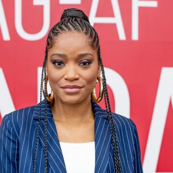 Keke Palmer opened up about that viral video of her protesting