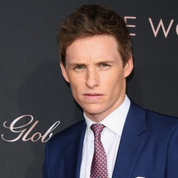 "<em>Fantastic Beasts</em> star Eddie Redmayne wants to make it ""absolutely clear"" he disagrees with J.K. Rowling's transphobic tweets"