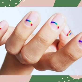 14 Pride-inspired nail art ideas to wear loud and proud