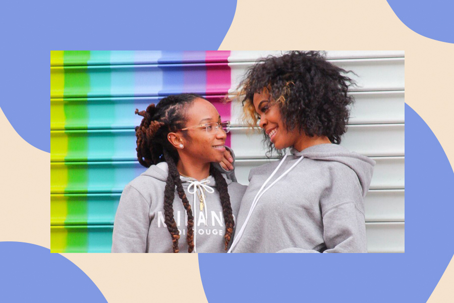 How a Black LGBTQ couple is taking care of their mental health right now