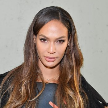 "Joan Smalls called out the fashion industry for being its ""token Black girl"""