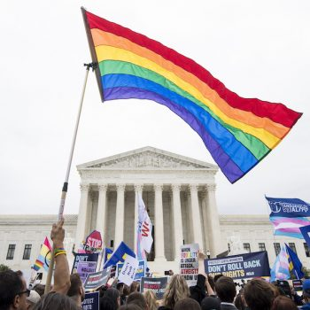 The Supreme Court just made a historic ruling for LGBTQ workers