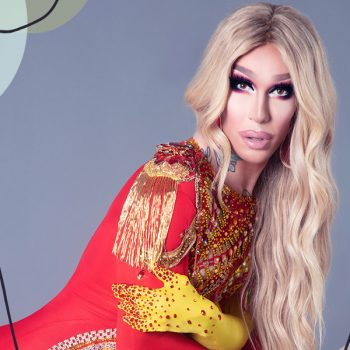 'RuPaul's Drag Race' star Kameron Michaels on how drag makeup gives her freedom