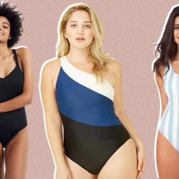 10 cute one-piece swimsuits to make a stylish splash in this summer