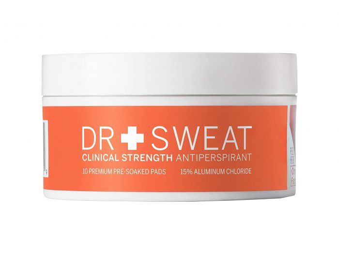 Dr. Sweat Clinical Strength Antiperspirant review