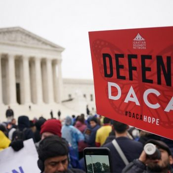 The Supreme Court just ruled to protect DACA in a huge win for Dreamers