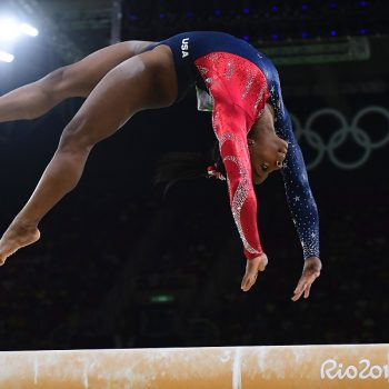 Simone Biles just pulled off *another* never-before-seen move—because of course she did
