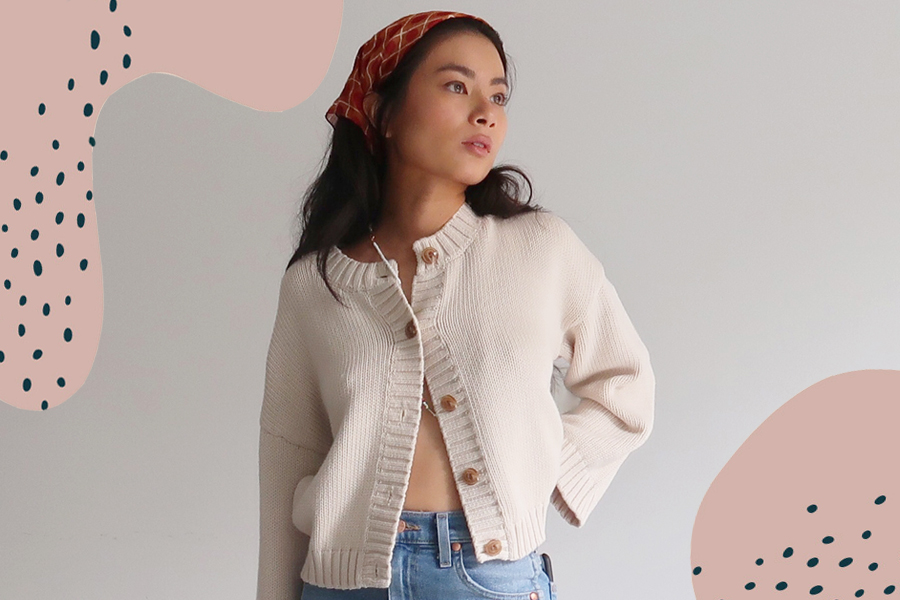 5 ways to wear the sexy cardigan trend like a model