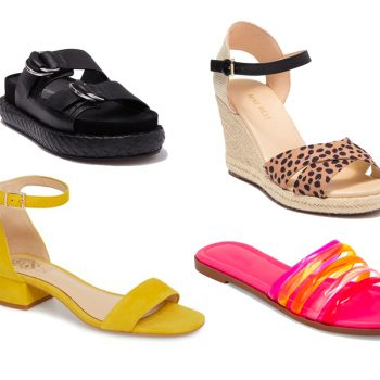 Nordstrom Rack has hundreds of stylish sandals on sale right now