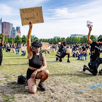 """There's """"no evidence"""" that Black Lives Matter protests have led to coronavirus spikes"""