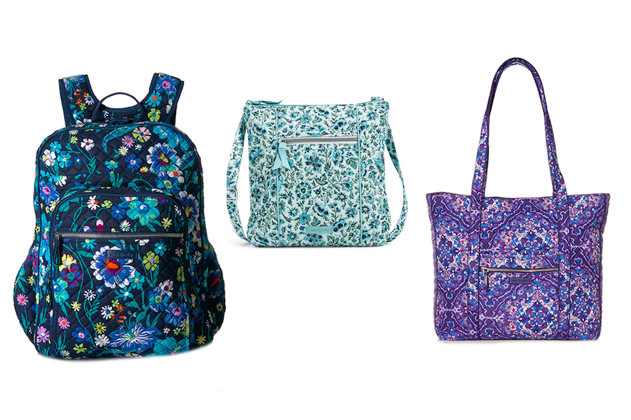 PSA: Vera Bradley's iconic cotton bags are 52% off on Amazon