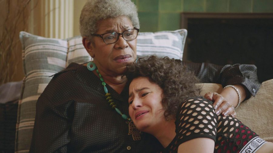 This is how TV depicts women's struggle to orgasm